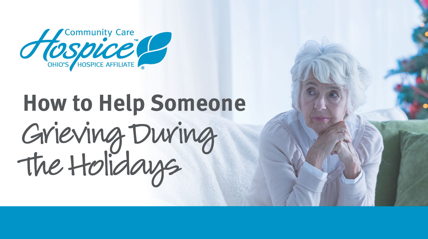 Those Facing Grief May Find The Holidays Difficult