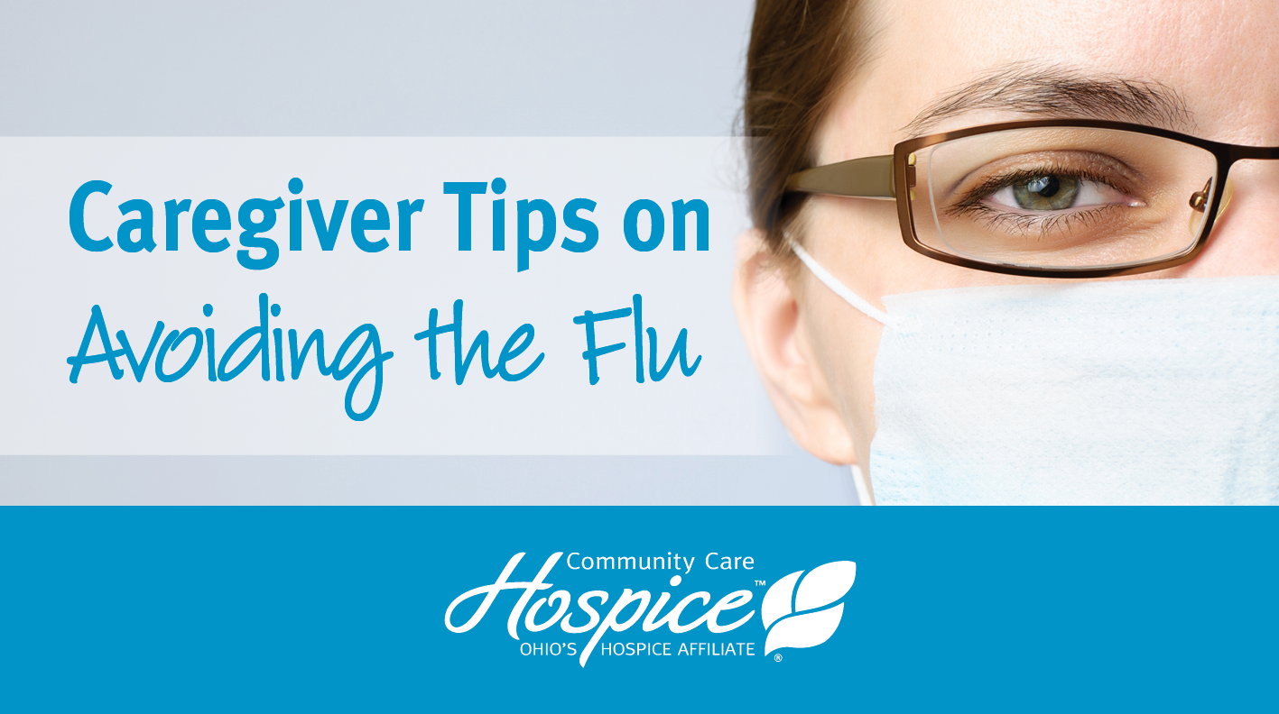 It's Important For Caregivers To Protect Themselves From The Flu
