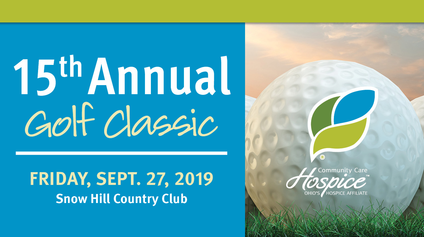 15th Annual Golf Classic: Sept 2019