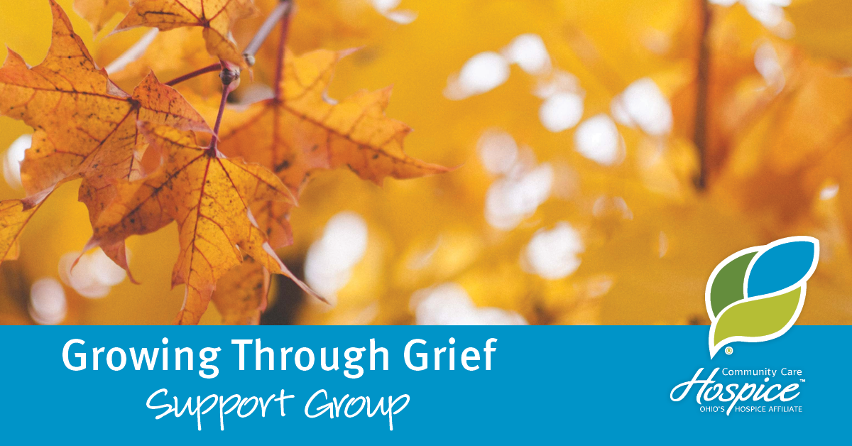 Growing Through Grief Support Group