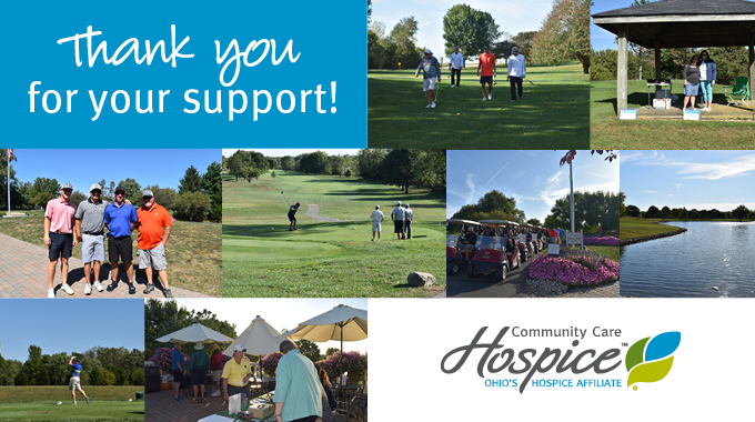 Community Care Hospice's 15th Annual Golf Classic