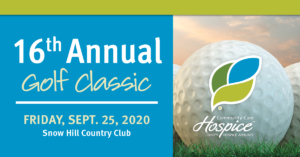 16th Annual Golf Classic Community Care Hospice
